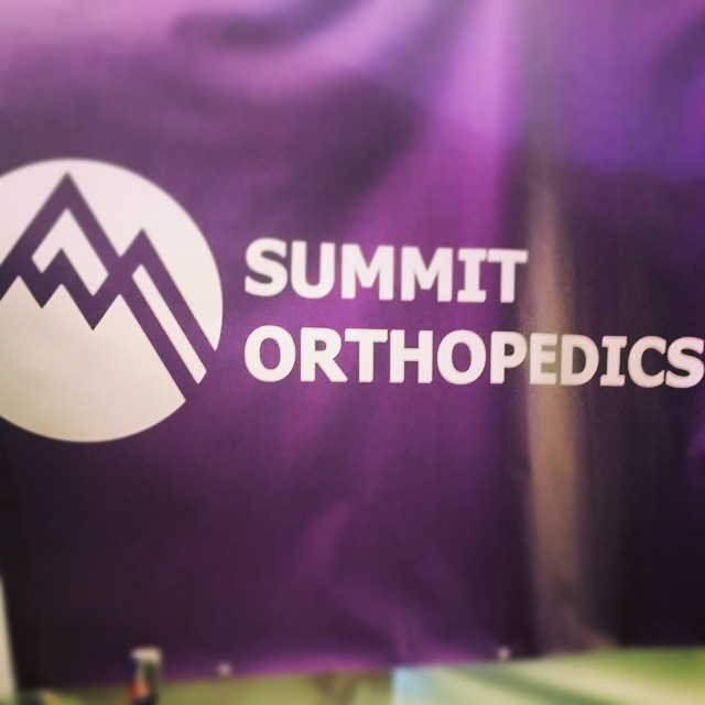 Official medical coverage for #redbullcrashedice #summitortho #cold
